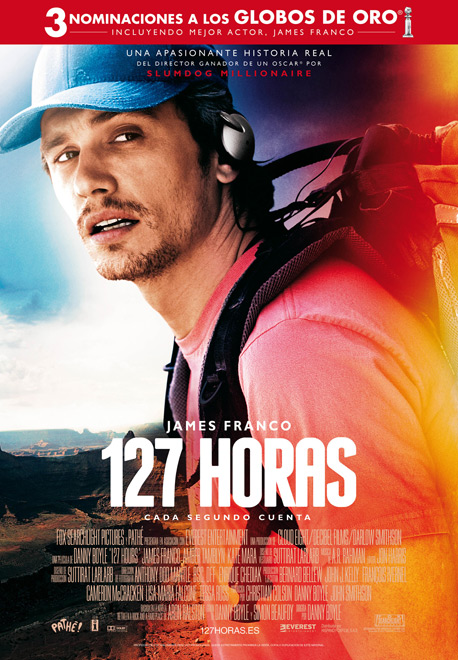 127 Horas Dublado 2011