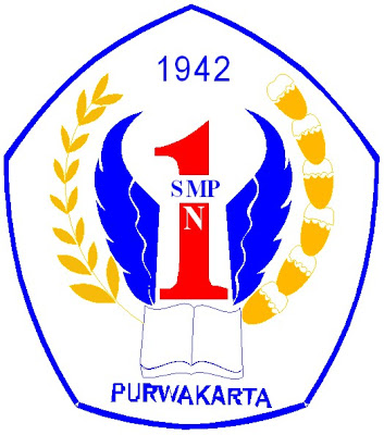 Logo SMP 1 Purwakarta
