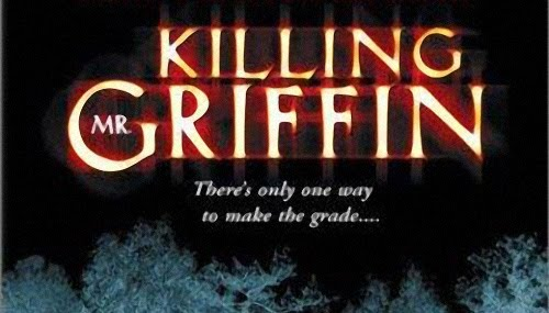 Amy Jo Johnson in Killing Mr Griffin