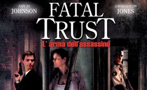 Amy Jo Johnson in Fatal Trust
