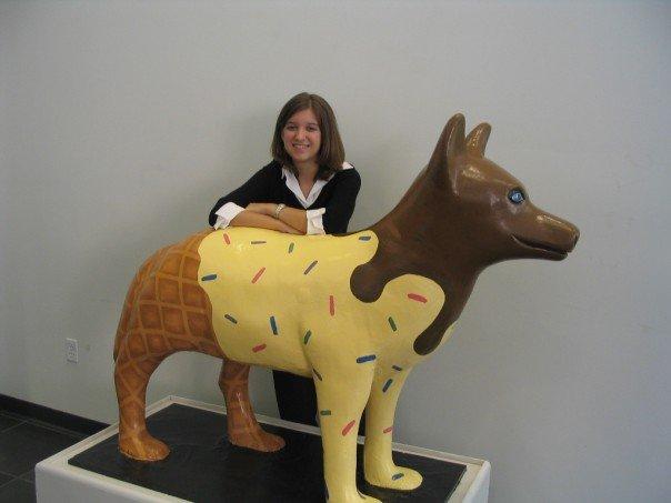 UConn Dairy Bark