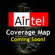Airtel Coverage Map
