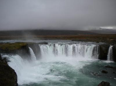 cascada de godafoss