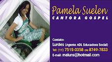 Visitem o Blog da cantora Pamela Suelen la você poderá agendar o seu Show