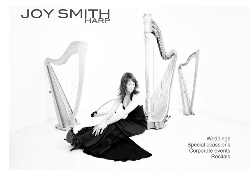 Joy Smith, harpist