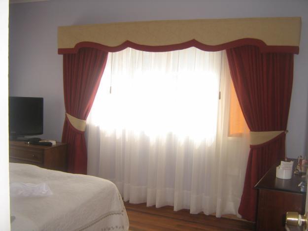 Abc cortinas abc cortinas for Cortinas para dormitorio quito
