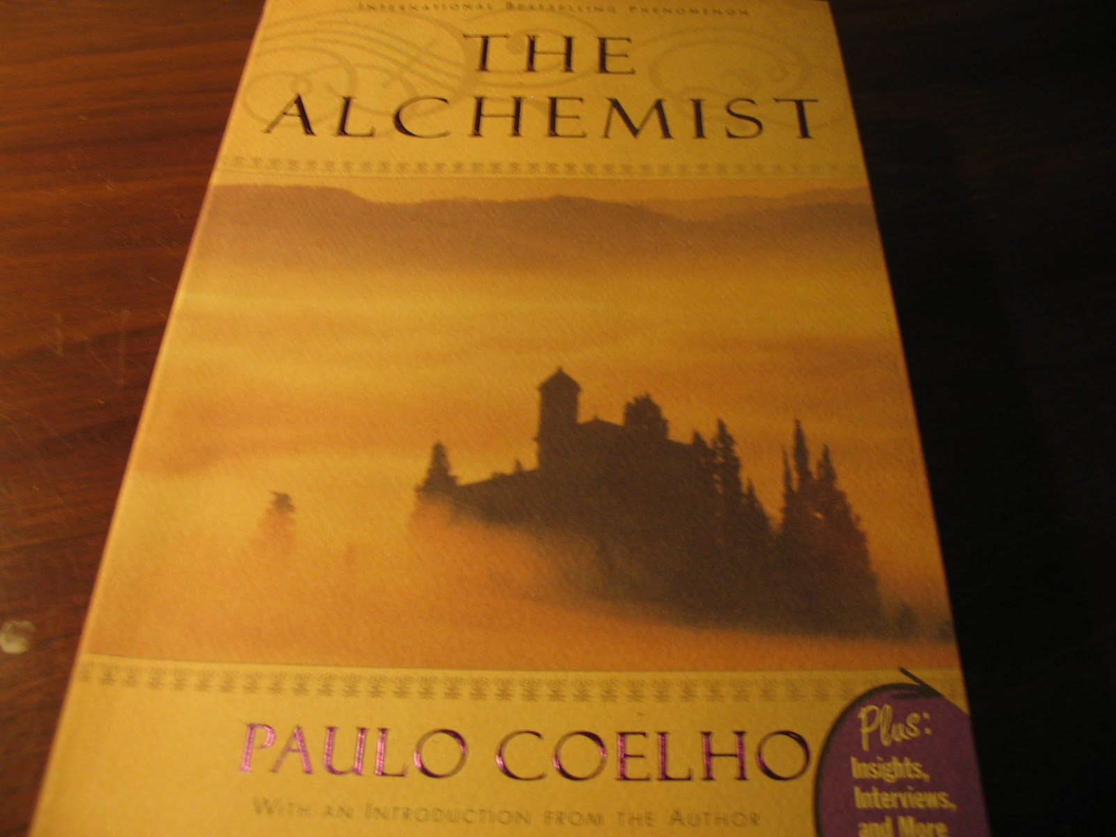 paulo coelhos the alchemist essay The alchemist is the novel written by brazilian author paulo coelho the main character of the book is the alchemist, a shepherd named santiago who pursues his dreams to find a treasure and reaches it in the end.
