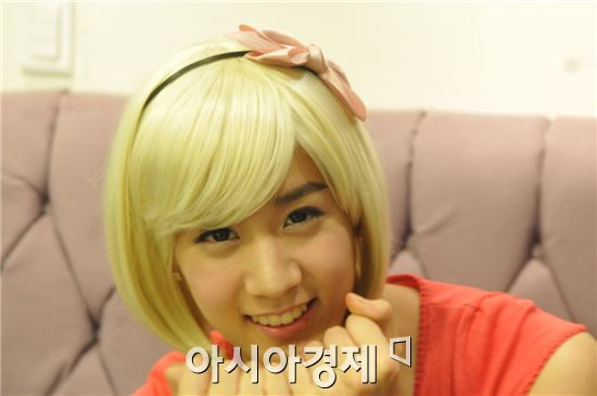Chunji Teen Top!! >, He's cute!!