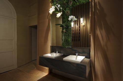 RAQUEL LAMAC Orquídeas na decoração -> Decoracao De Banheiros De Restaurantes