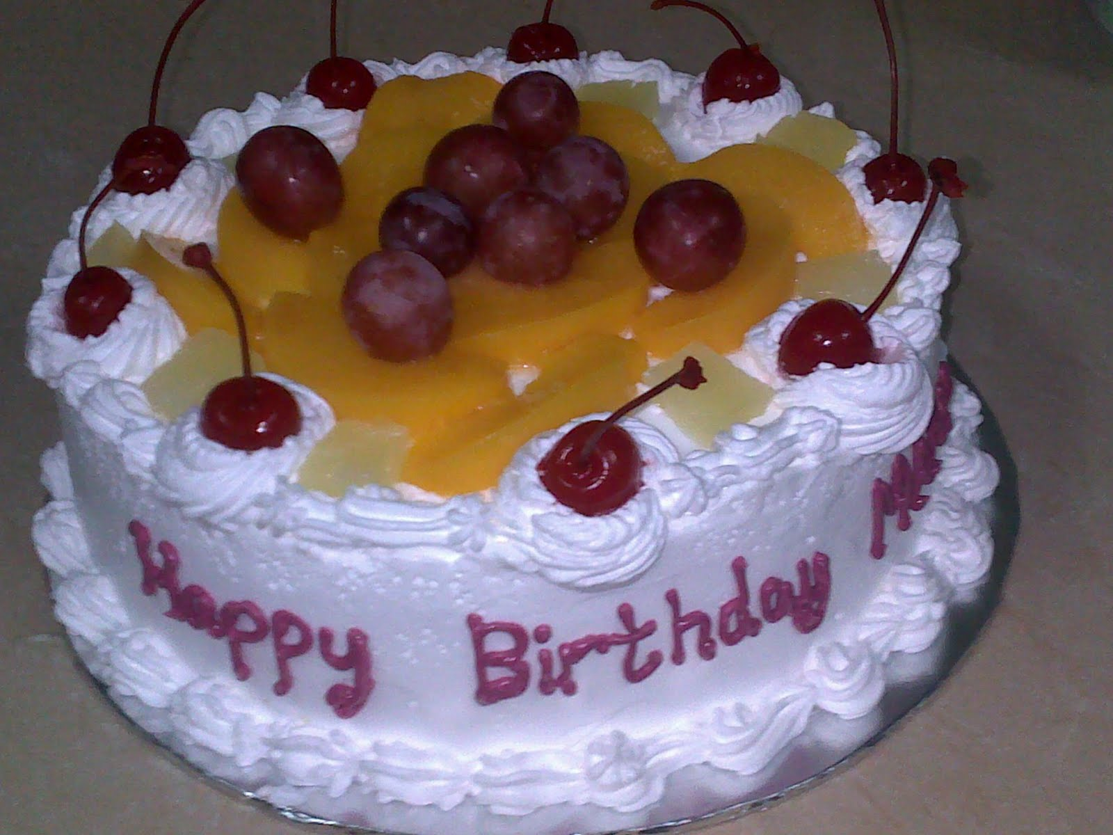 Cake Hari Jadi