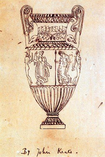 Oda a una urna griega