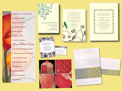 Enchanted Forest Wedding Invitations by Wedding