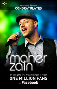 Maher Zain Facebook Club