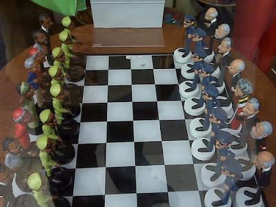 Damn Fresh Pics Cool Creative Chess Sets