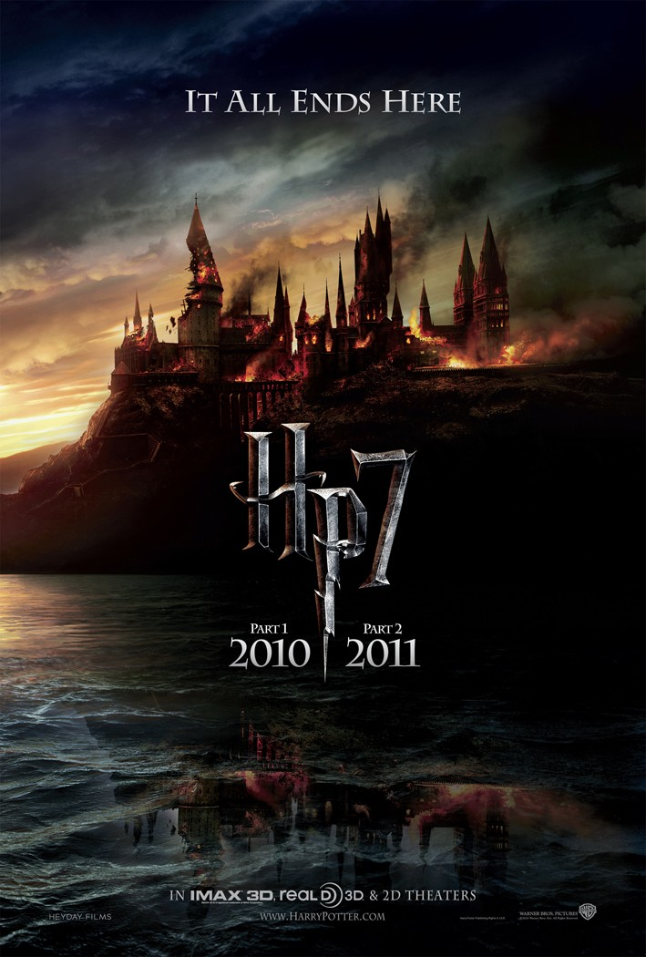 harry potter 7 trailer