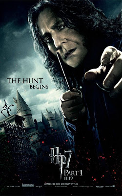 Harry Potter 7 y las Reliquias de la Muerte – Parte I [3gp/mp4]