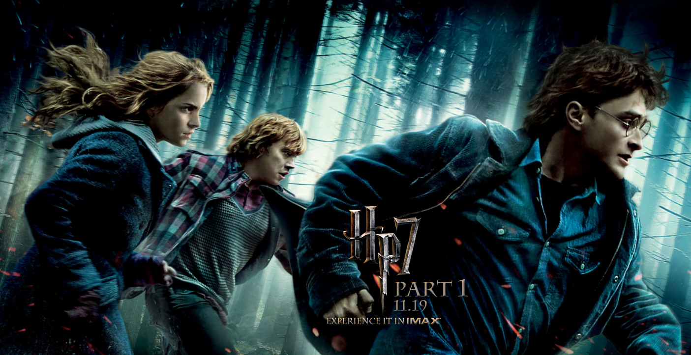 Harry Potter and the Deathly Hallows Horcruxes : Teaser Trailer