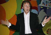 Paul McCartney furioso com o McDonalds