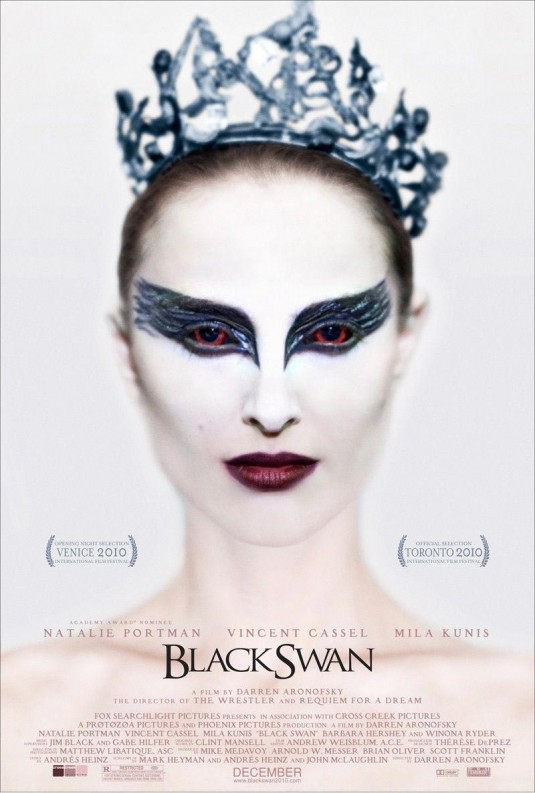She is perfect for the White swan, but through her quest to perfect the part