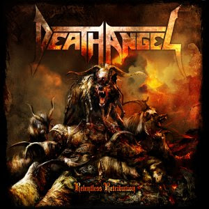 Death Angel - Relentless Retribution (2010) (APE)