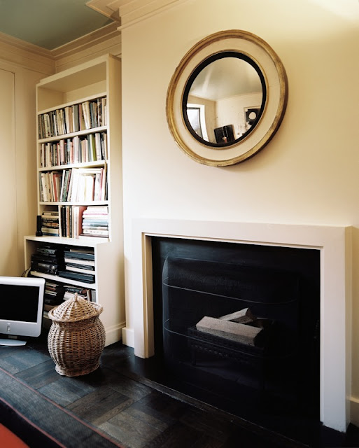 Chic Fireplace Screens