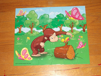#9 Curious George Wallpaper