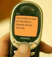 Waktu, Terburuk, Mengirim, SMS