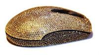 10 Mouse Mewah Di Lapisi Emas