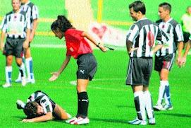 La primera mujer árbitra en 3ª división en Andalucía