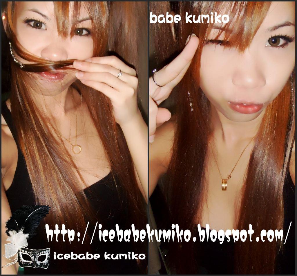 ♥icebabe kumiko♥~