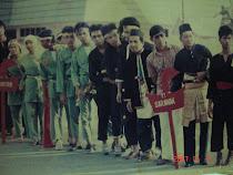 PSMA Mewakili Sarawak dalam Silat Olahraga pertama di Semenanjung Malaysia