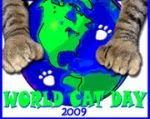 WE LOVE WORLD CAT DAY
