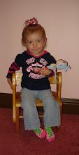 22 months Kynlee Renae