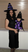 mommy the witch and kynlee the witch