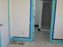 our room before we painted it