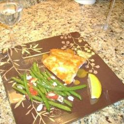 Honey and Soy Glazed Salmon recipe
