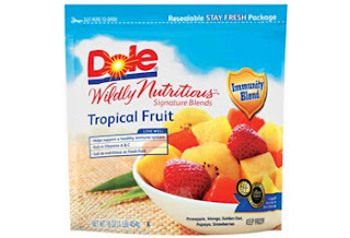 Dole Wildly Nutritious Tropical Fruit