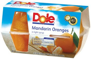 Dole Mandarin Oranges