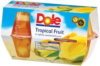 Dole Tropical Fruit Bowl