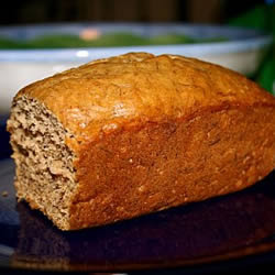 Christmas Banana Sour Cream Bread