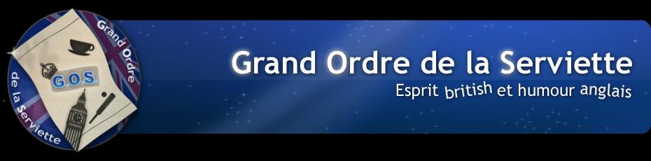 Le blog du Grand Ordre de la Serviette
