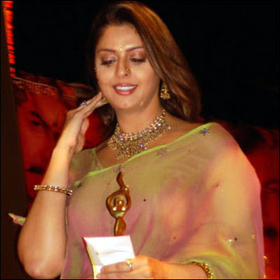 Nagma Hot