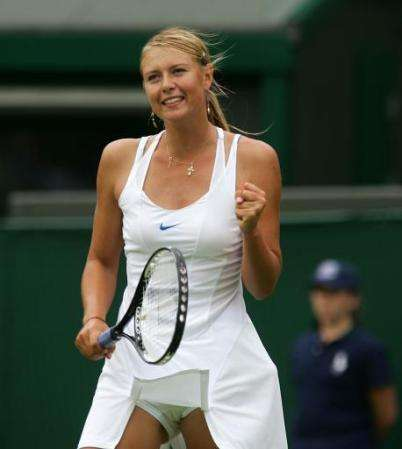 maria sharapova hot hairs. maria sharapova hot photo.