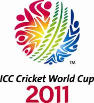 ICC Cricket World cup 2011 logo
