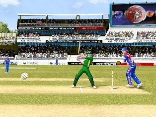 Cricket revolution - online cricket game