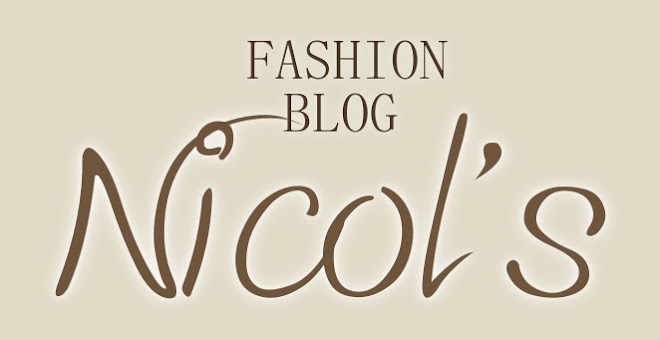 Nicol's Fashion Blog