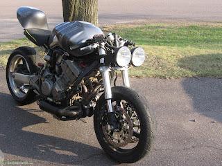Yamaha Xscafe Racer Parts