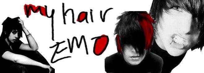 My Hair Emo