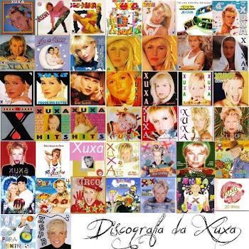 BAIXE TODOS OS CD's DA XUXA