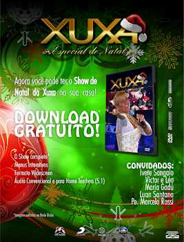 CD DO ESPECIAL DE NATAL DA XUXA 2010